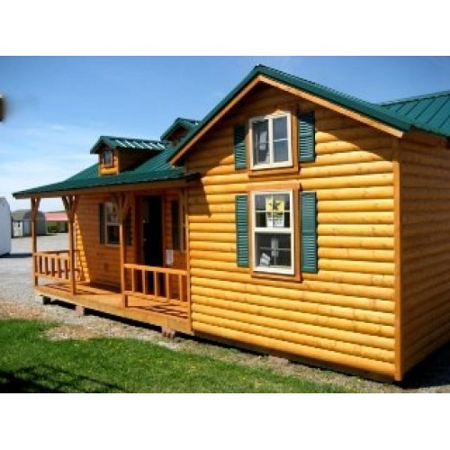 the caribou cabin