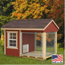 Dog Kennel 4' x 7'