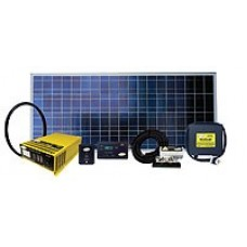 2 Day Weekender 160 watt Solar Kit