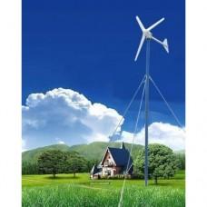 Complete Off grid Cabin Wind Turbine 5000 Watt Generator Package