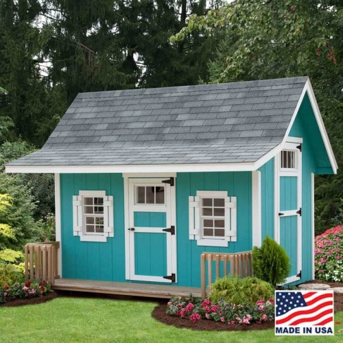 Amish Made GGC Classic 6 X 8 Chicken Coop For 25 U2013 30 Chickens ...