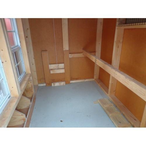 Amish Heritage 8 X 12 Turkey House