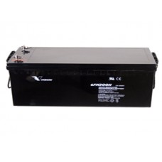 AGM Battery Sealed Lead Acid 225 amps, 6 Volts. Maintenance Free