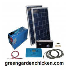 All-In-One Cabin Kit w/2000w Inverter