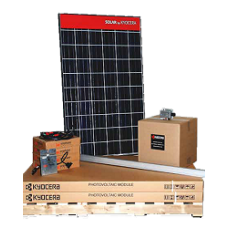 900KWH Monthly Output Residential Grid Tie Solar System Kit/W Micro Inverters