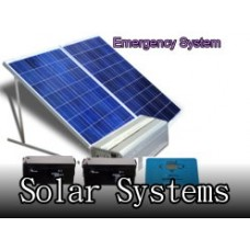 3KW Emergency Portable Solar Power System