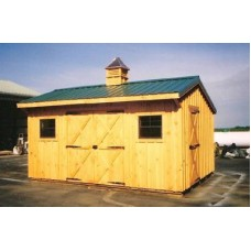 Fully Assembled Shed 10 x 16